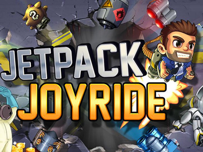 Jetpack Joyride top mobile games