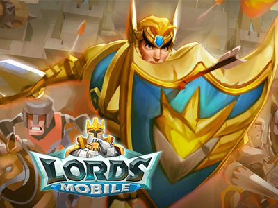 Lords Mobile Kingdom Wars